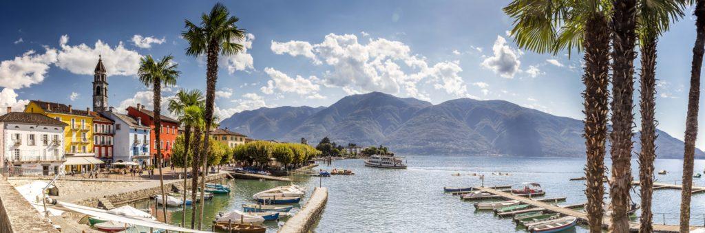 Ascona (Ascona-Locarno Tourism - Photo: Alessio Pizzicannella)
